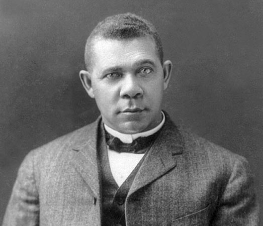 a biography of booker t washington the foremost black educator of the later nineteenth and early twe Booker t washington - booker t washington 1856-1915, educator booker taliaferro washington was the foremost black educator of the late 19th and early 20th centuries he also had a major influence on southern race relations and was the dominant figure in black public affairs from 1895 until his death in 1915.
